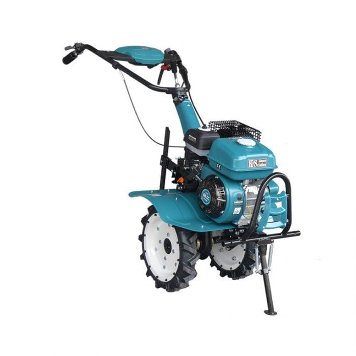 motocultor profesional compact konner sohnen ks 7hp 950s benzina 7 cp 212