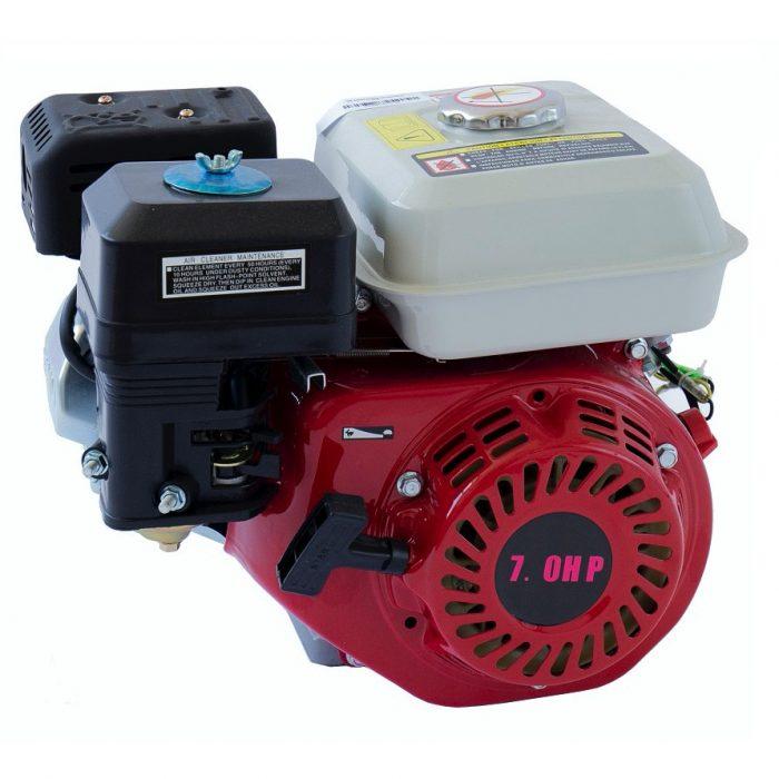 motor benzina uz general micul fermier gx200 170f 7cp in 4 timpi ohv